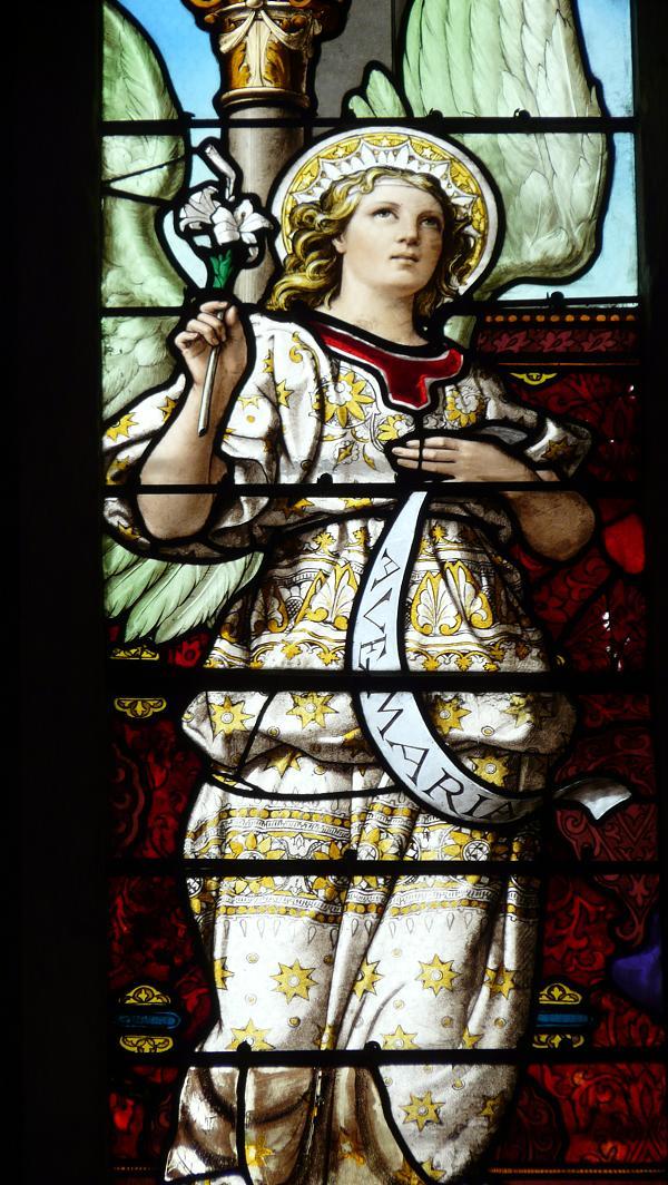Photos de Vitraux - cathédrale Saint Maurice - Vienne