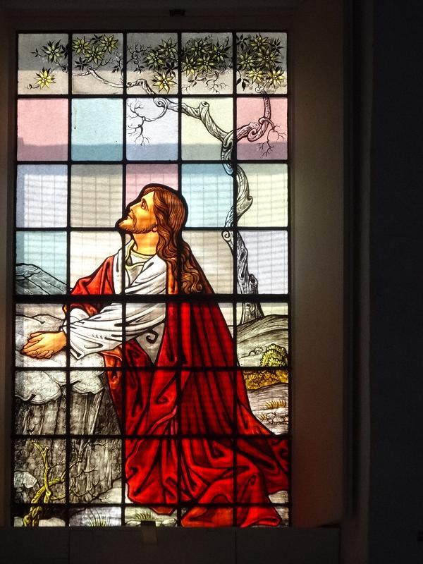 Photos de vitraux st michael the archangel kailua kona for Au jardin des oliviers