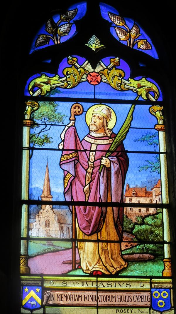 Eglise Saint Anne L Etang La Ville