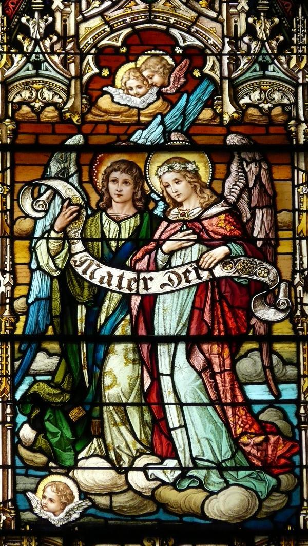St Mary la vierge Wappenham